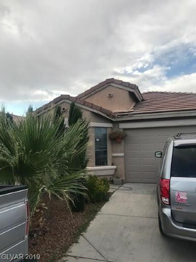Las Vegas Single Family Home For Sale: 6486 Coldwater Bay Drive