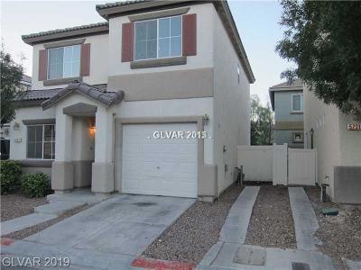 Las Vegas Single Family Home For Sale: 5237 Paradise Valley Avenue