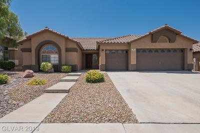 Henderson Single Family Home For Sale: 1595 Bamboo Bay Drive