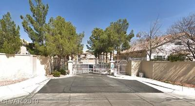 Las Vegas NV Single Family Home For Sale: $409,000