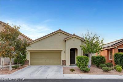 North Las Vegas Single Family Home For Sale: 4106 Blue Manor Lane