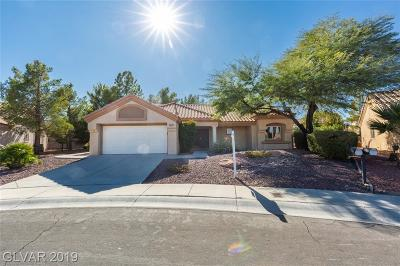 Single Family Home For Sale: 2613 Saltbush Drive