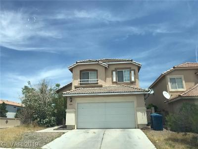 Las Vegas Single Family Home For Sale: 8394 Lost Lake Court