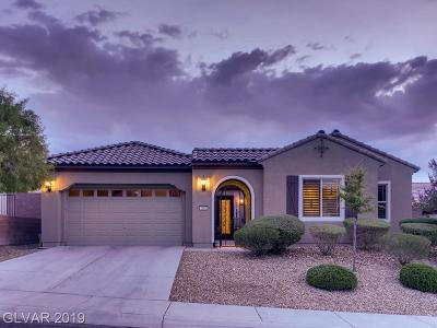 Henderson NV Single Family Home For Sale: $524,999