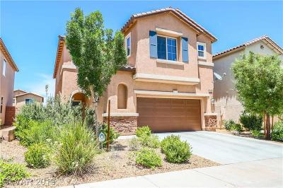 Las Vegas Single Family Home For Sale: 7656 Mallard Bay Avenue