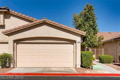 Green Valley South Condo/Townhouse Under Contract - No Show: 149 Tapatio Street
