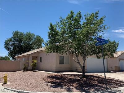 North Las Vegas Single Family Home For Sale: 1903 Hail Storm Court
