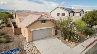 North Las Vegas Single Family Home For Sale: 3904 Red Trumpet Court