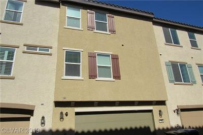 Henderson Condo/Townhouse For Sale: 1306 Jewelstone Circle