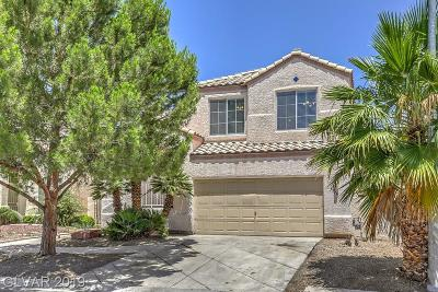 Las Vegas NV Single Family Home Sold: $280,000