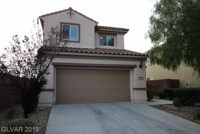 Henderson NV Single Family Home For Sale: $349,900