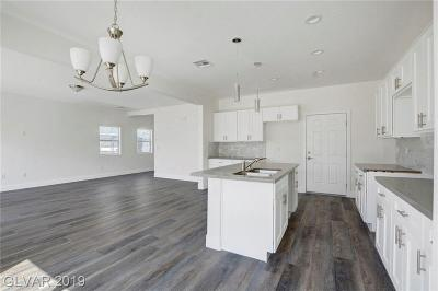 North Las Vegas Single Family Home For Sale: 2709 Concord Street