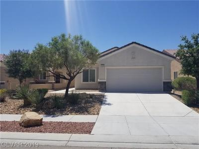 North Las Vegas Single Family Home For Sale: 7908 Broadwing Drive