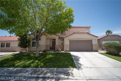 North Las Vegas Single Family Home For Sale: 629 Blossom Berry Court