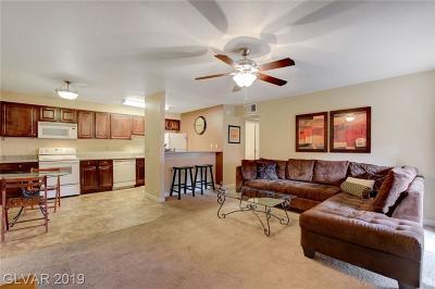 Las Vegas Condo/Townhouse For Sale: 5009 Indian River Drive #150