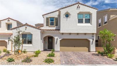 Las Vegas Single Family Home For Sale: 8072 Calico Mesa Street