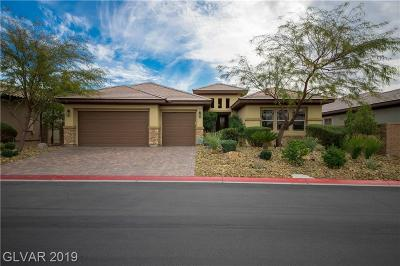 North Las Vegas Single Family Home For Sale: 7212 Redhead Drive