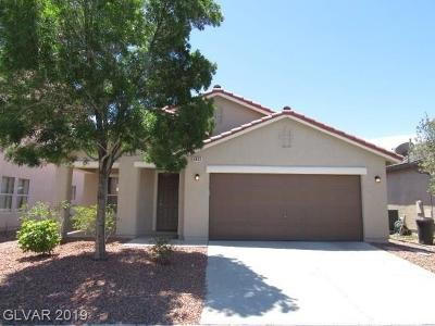Centennial Hills Single Family Home For Sale: 4921 Buckskin Mare Avenue