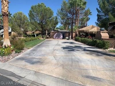 Las Vegas Residential Lots & Land For Sale: 8175 Arville Street #151
