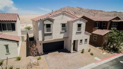 Las Vegas Single Family Home For Sale: 6964 Lilac Clouds Court