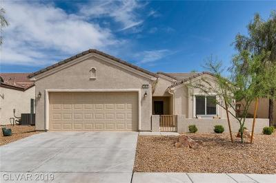 North Las Vegas Single Family Home Under Contract - Show: 7818 Broadwing Drive