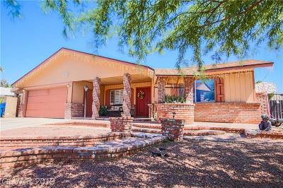 Las Vegas Single Family Home For Sale: 4548 Powell Avenue