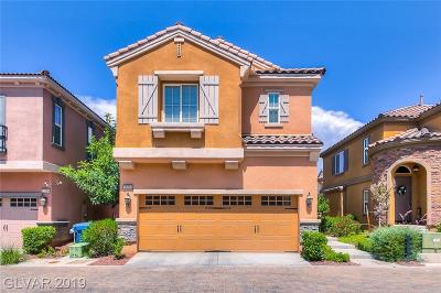 Summerlin Village Single Family Home For Sale: 11202 Corsica Mist Avenue