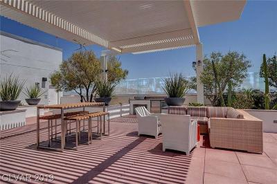 Clark County High Rise For Sale: 150 North Las Vegas Boulevard #1201