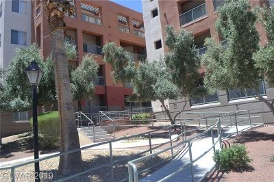 Las Vegas Condo/Townhouse For Auction: 63 Agate Avenue #202