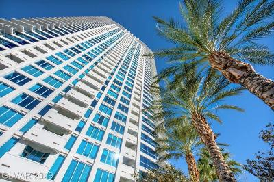 Las Vegas High Rise For Sale: 2700 Las Vegas Boulevard #602