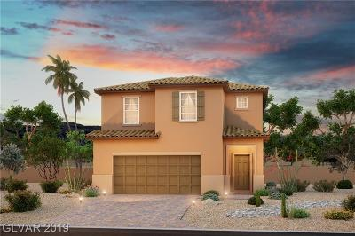 North Las Vegas Single Family Home For Sale: 4519 Cradle Cliff Street