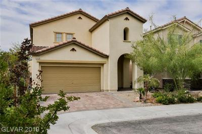 Las Vegas  Single Family Home For Sale: 146 Forest Crossing Court