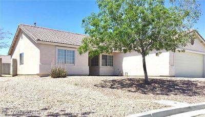 North Las Vegas Single Family Home For Sale: 2901 Crisp Wind Court