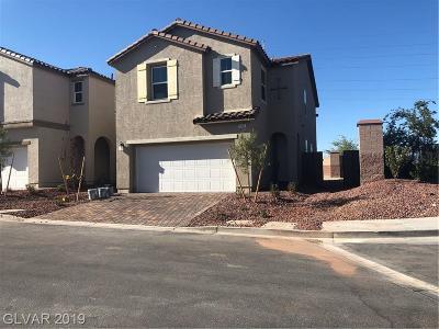 Las Vegas Single Family Home For Sale: 10320 Brooke Rise Avenue