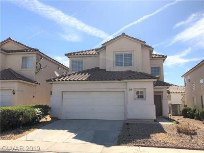 Topaz Single Family Home For Sale: 3452 Commendation Drive
