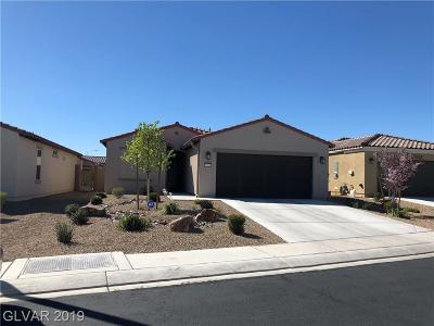 North Las Vegas Single Family Home For Sale: 5935 Radiance Park Street