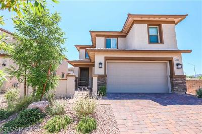 Henderson NV Single Family Home For Sale: $417,999