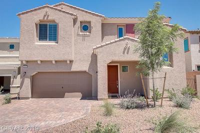 Henderson Single Family Home For Sale: 3026 Villanelle Avenue