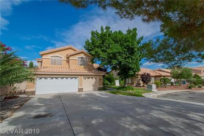 Las Vegas NV Single Family Home For Sale: $389,999