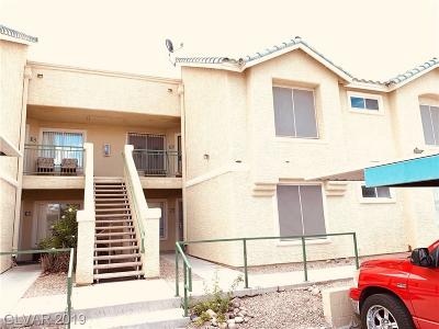 Las Vegas Condo/Townhouse For Sale: 1400 Jamielinn Lane #103
