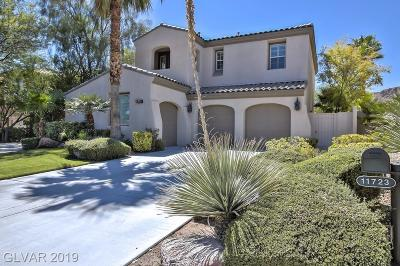 Red Rock, Red Rock Cntry Club At Summerl Rental For Rent: 11723 Glowing Sunset Lane