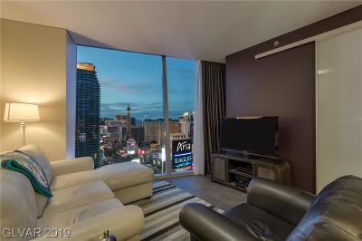 Veer Towers High Rise Under Contract - No Show: 3722 Las Vegas Boulevard #2705