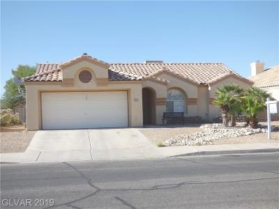 Henderson Single Family Home For Sale: 921 Rifle Drive