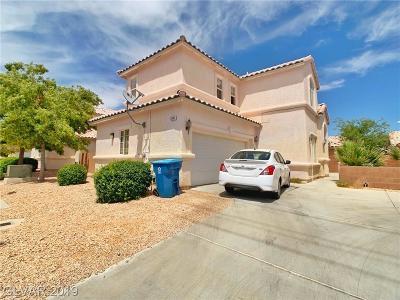 Las Vegas Single Family Home For Sale: 2647 Rimpacific Circle