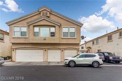 Henderson Condo/Townhouse Under Contract - No Show: 5936 Trickling Descent Street #101