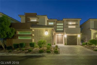 Las Vegas Single Family Home For Sale: 8150 Aster Meadow Way