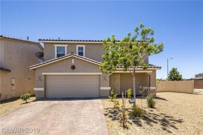 North Las Vegas Single Family Home For Sale: 3205 Trinitero Street