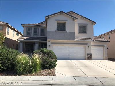 North Las Vegas Single Family Home For Sale: 220 Frad Avenue