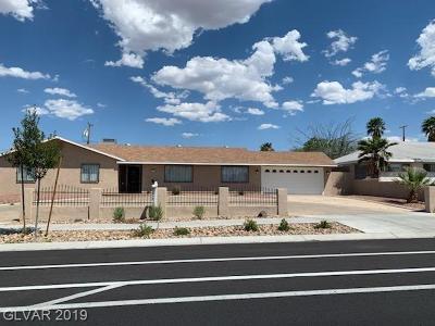 Henderson Single Family Home For Sale: 850 Center Street