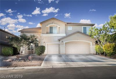 Las Vegas Single Family Home For Sale: 7813 Brookfield Cove Avenue